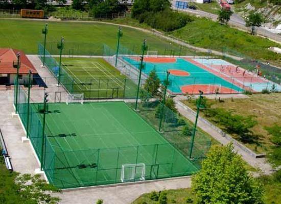 В городах России планируют строительство спортплощадок