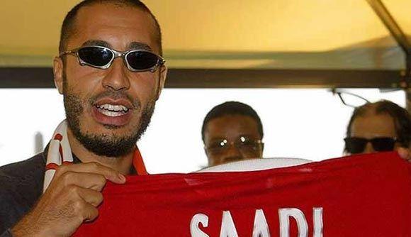 Саади Каддафи экстрадировали из Нигера