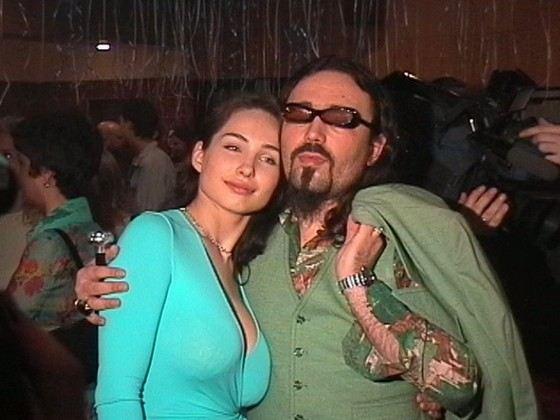 Rimma Agathoshina and Bogdan Titomir