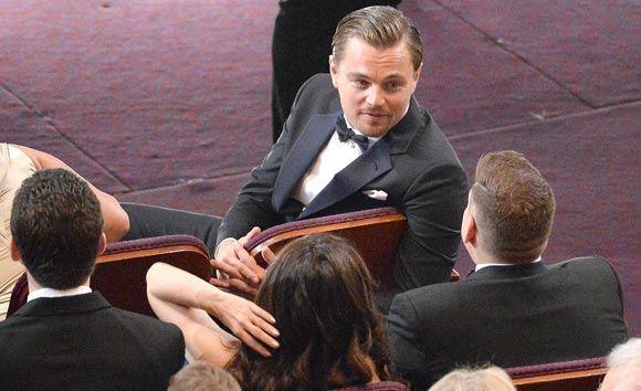 Ди Каприо хотят подарит чугунный «Оскар»
