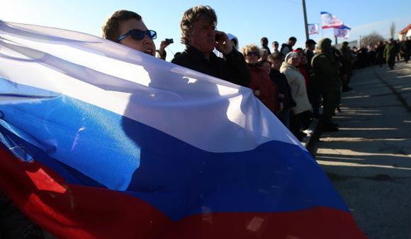 Крымский парламент проголосовал за присоединение республики к России