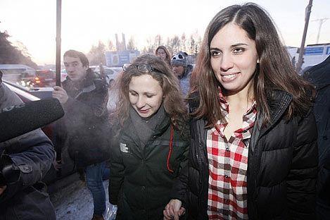 Мария Алехина получила сотрясение мозга после нападения «титушек»