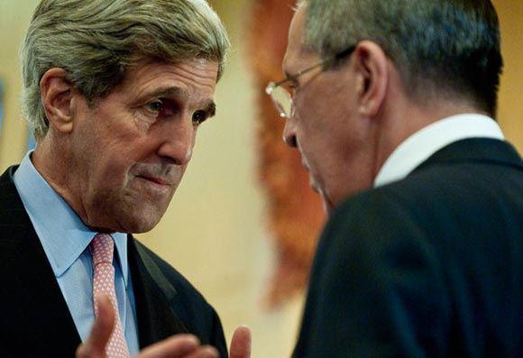 Лавров не сумел договориться с Керри по украинскому вопросу