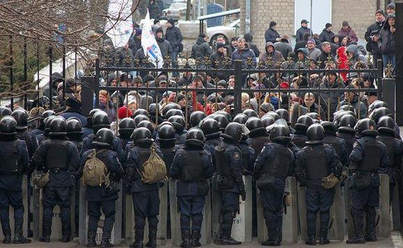 Лидера пророссийских активистов Донецка задержала СБУ