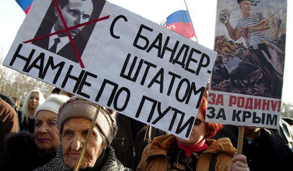 Парламент Севастополя проголосовал за решение о включении города в РФ
