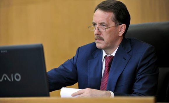 Неизвестные требуют от российских губернаторов присоединения к Украине