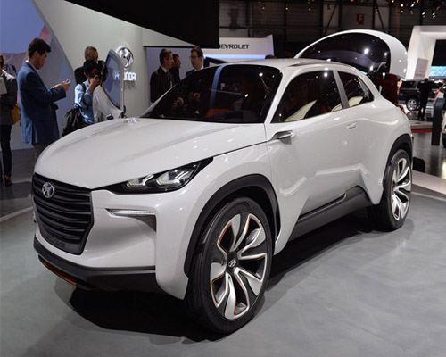 Hyundai показала автомобиль будущего