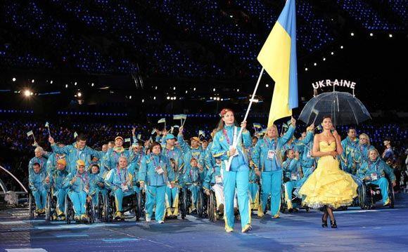 Паралимпийская сборная Украины решила принять участие в Паралимпиаде в Сочи