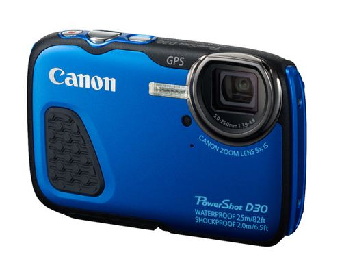 Canon представила новые фотокамеры