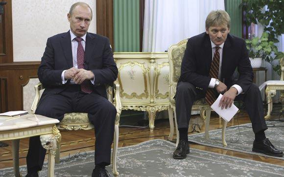 Пресс-секретарь Путина: Россия не отказывается от переговоров с Западом