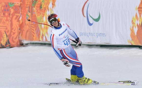 Российский горнолыжник Алексей Бугаев выиграл серебряную медаль на ПИ