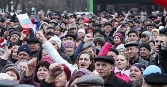 Михаил Болотских был отправлен толпой митингующих в отставку