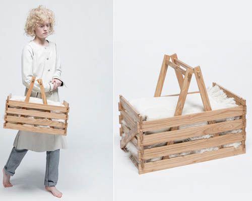 Дизайнеры представили мебель для путешественников