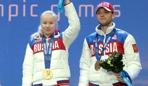 Александра Францева получила серебряную медаль в супергиганте