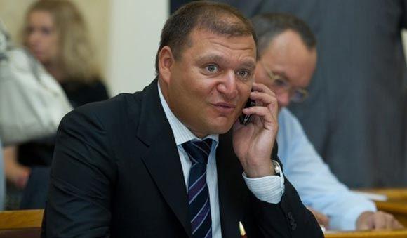 На Украине задержали экс-губернатора Михаила Добкина