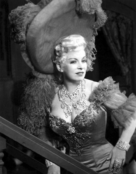 Мэй Уэст (Mae West) биография, фото, личная жизнь