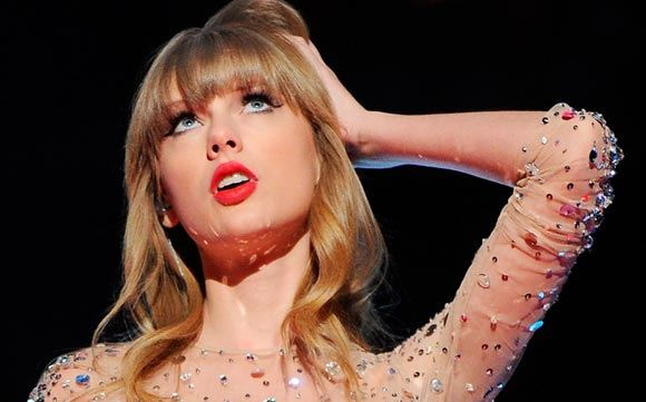 Taylor Swift topped the list of most commercially successful musicians.
