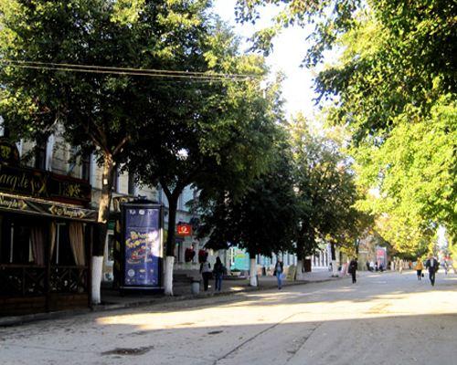 Центральную улицу Рязани превратят в красиво оформленную