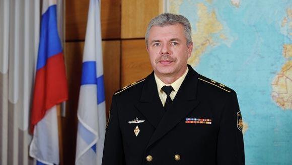 Минобороны РФ считает провокацией уголовное дело против вице-адмирала Витко