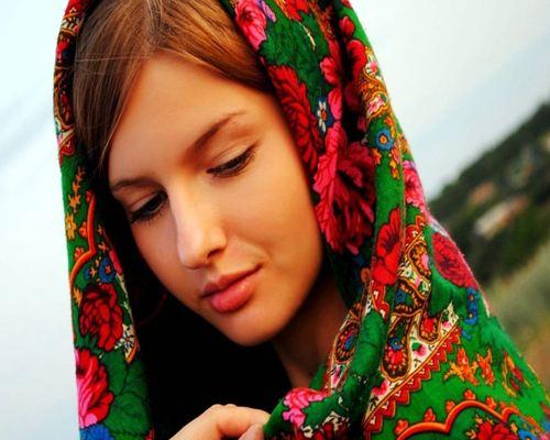 Лавка подарков: Лучшие русские платки в подарок