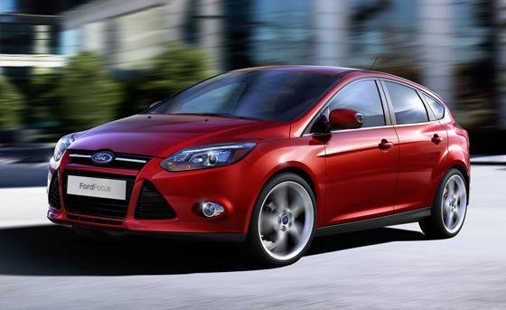 Ford Focus в прокат - идеально для того, чтоб произвести впечатление