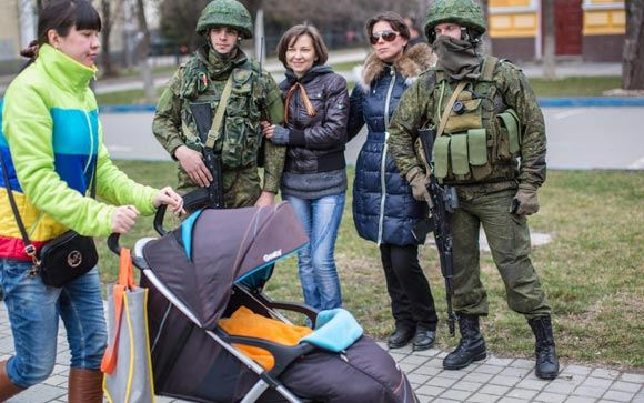 Левада-центр провел опрос о ситуации в Крыму