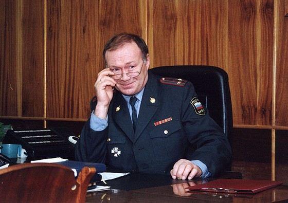 Yuri Kuznetsov - the legendary Amanita from the series Cops