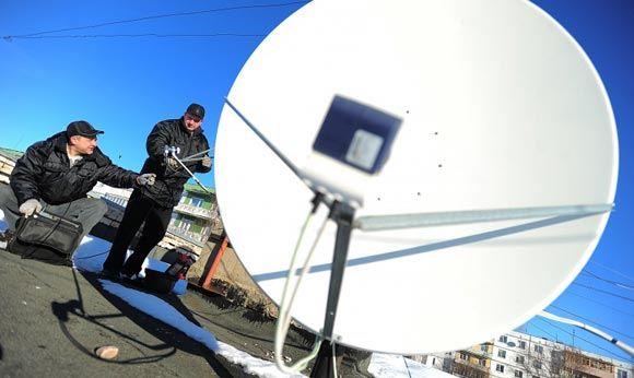 Российские телеспутники были атакованы