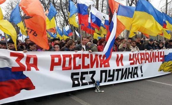 Оппозиционное шествие стартовало в столице