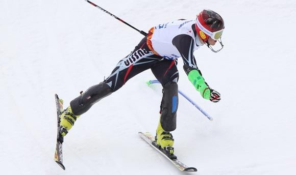 Алексей Бугаев заработал второе «серебро» на ПИ
