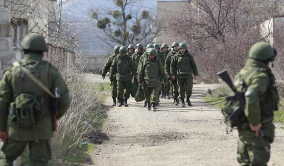 Аксенов просит помощи у российского флота