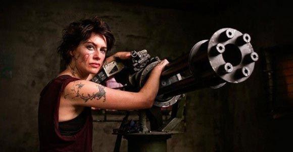 Лина Хиди рассказала о съемках картины «300 спартанцев: Расцвет империи»