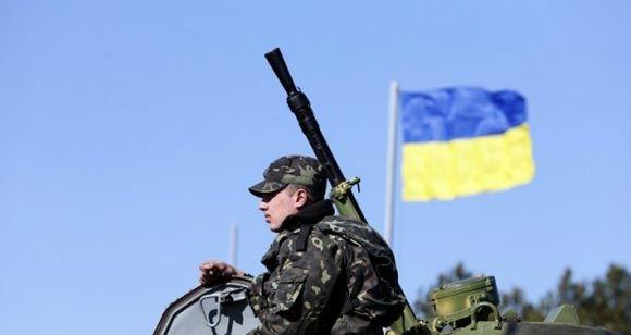 Верховная рада Украины объявила частичную мобилизацию