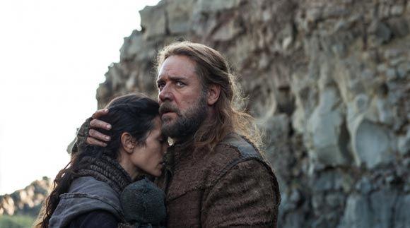 Рассел Кроу посетил московскую премьеру картины «Ной»