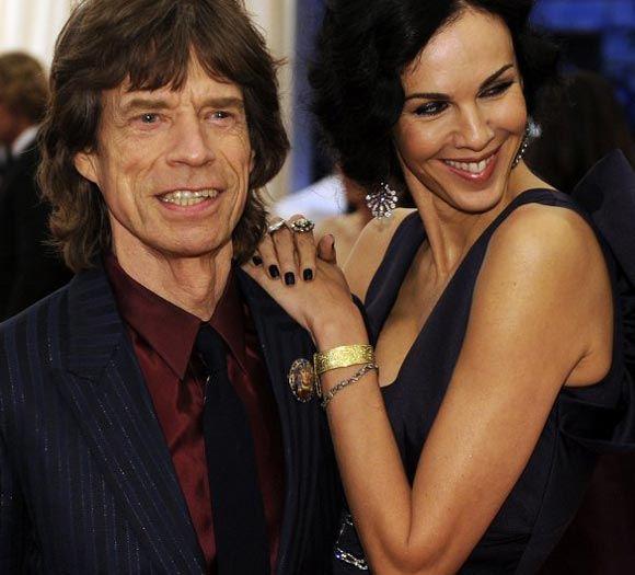 Скончалась возлюбленная лидера Rolling Stones