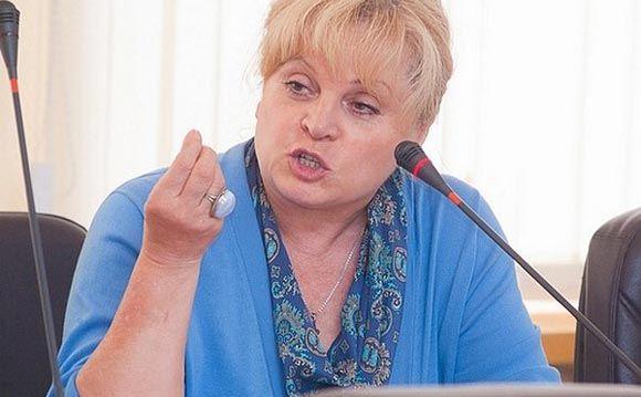 Элла Памфилова была назначена омбудсменом