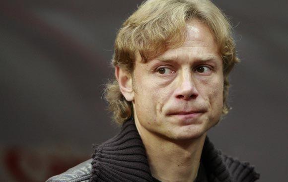 Валерий Карпин был уволен с поста главного тренера «Спартака»