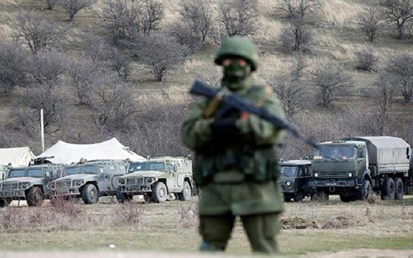 В Симферополе в результате стрельбы погибли двое людей
