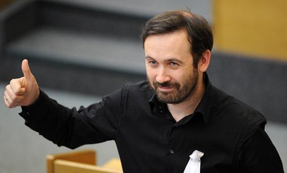 Депутаты ЛДПР предлагают лишить мандата эсера Пономарева