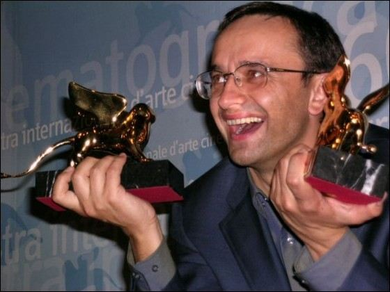 Director Andrei Zvyagintsev has many awards for his films.