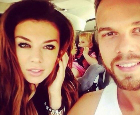 Maxim Chernyavsky and Anna Sedokova - Instagram photos