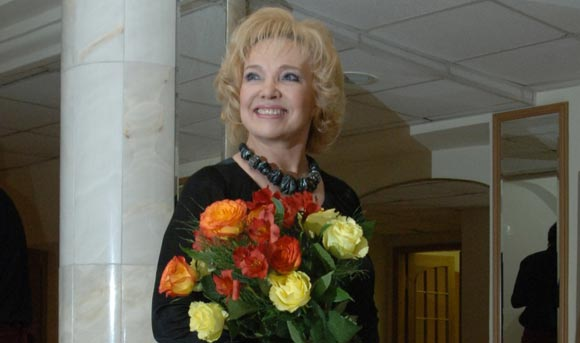 Певица Екатерина Шаврина попала в ДТП