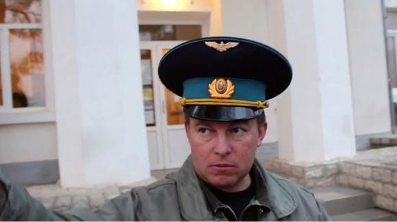 Появились сообщения о том, что украинского полковника Мамчура освободили