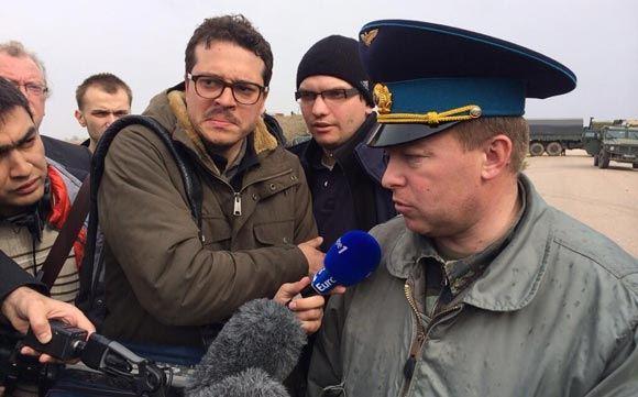 Украинские военные не подтвердили сведения об освобождении полковника Мамчура