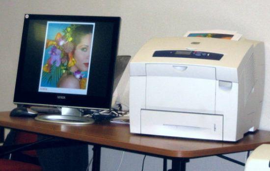 Твердочернильные принтеры Phaser 8500 представляют зеленую технологию