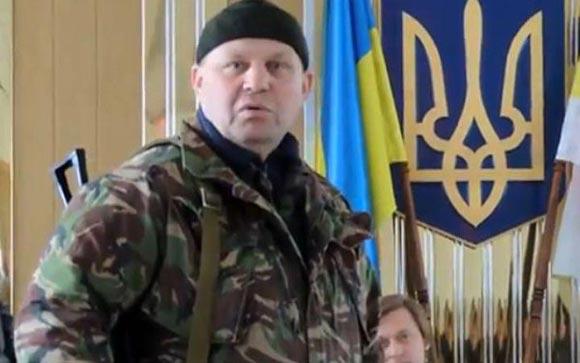 На Украине убили националиста Александра Музычко