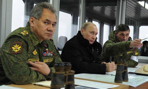 Самым перспективным политиком в России был назван Сергей Шойгу