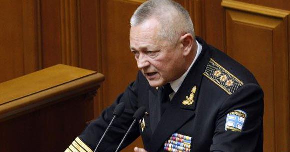 Украинская Рада не приняла отставки Игоря Тенюха
