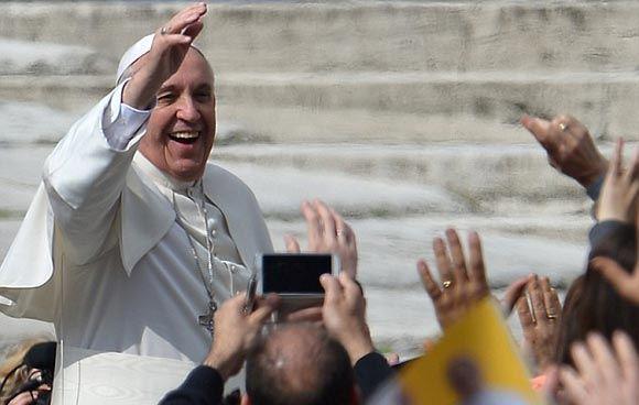 Папа Римский благословил новый фильм с Расселом Кроу