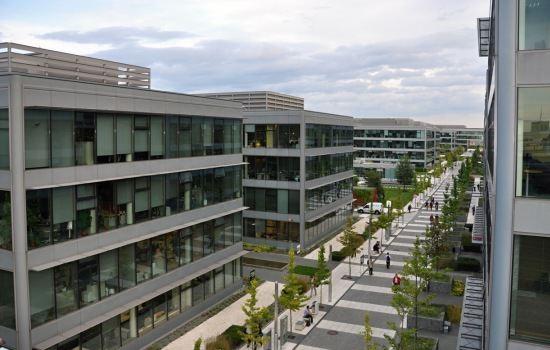 Продажа офисного комплекса The Park стала рекордной сделкой за последние 2 года